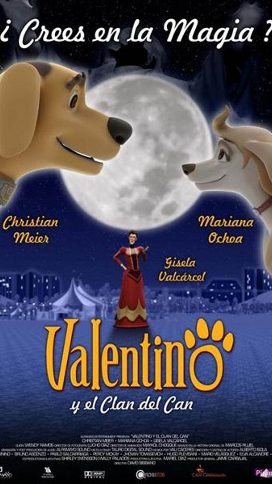 Valentino y Clan del Can