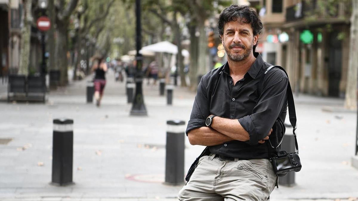 Una imagen del fotógrafo Emilio Morenatti.