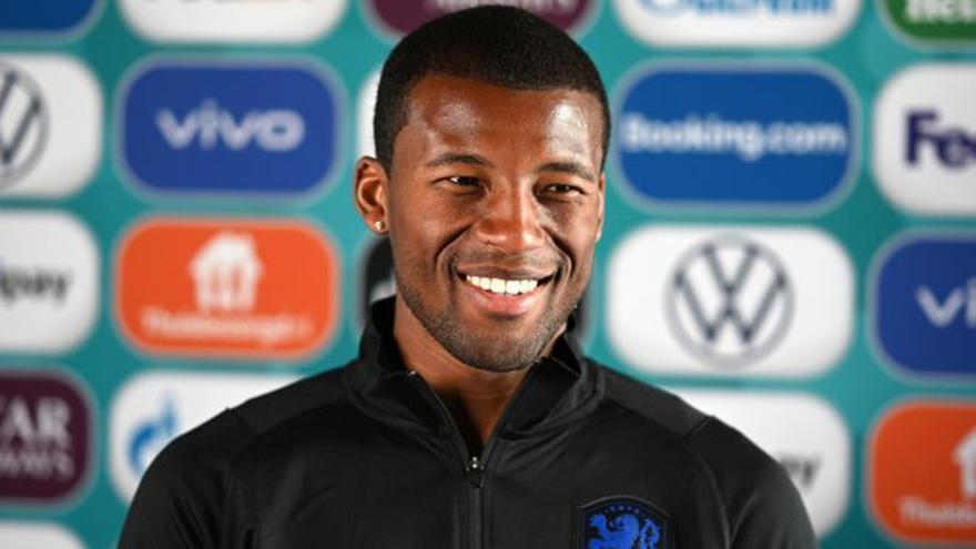 Wijnaldum cuenta por qué dejó tirado al Barça