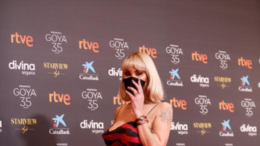 Los 10 peores looks de la alfombra roja de los Goya