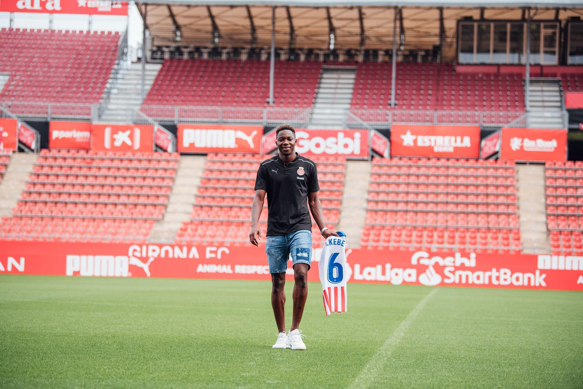 La felicitat de fer carrera al Girona
