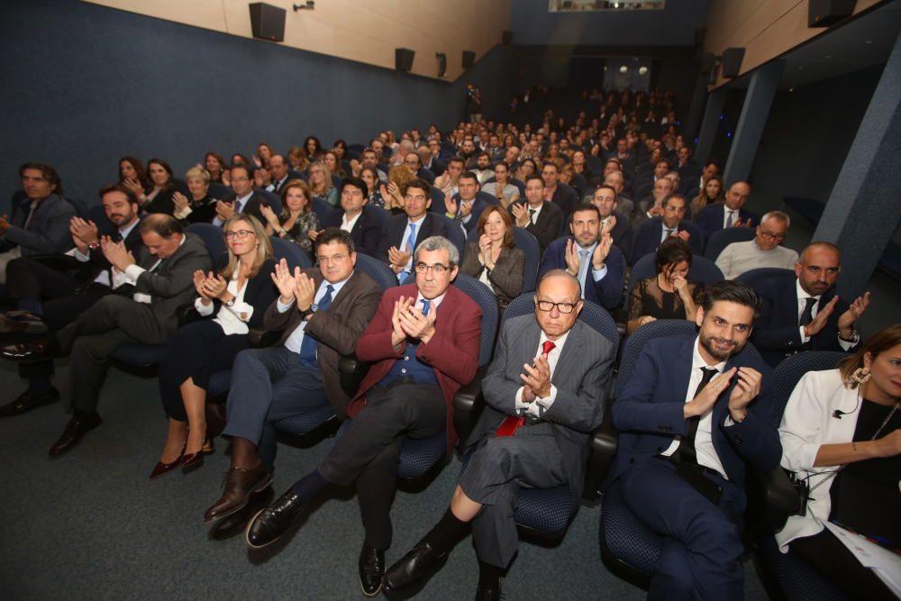 La entrega de los premios ha tenido lugar en el Club Información