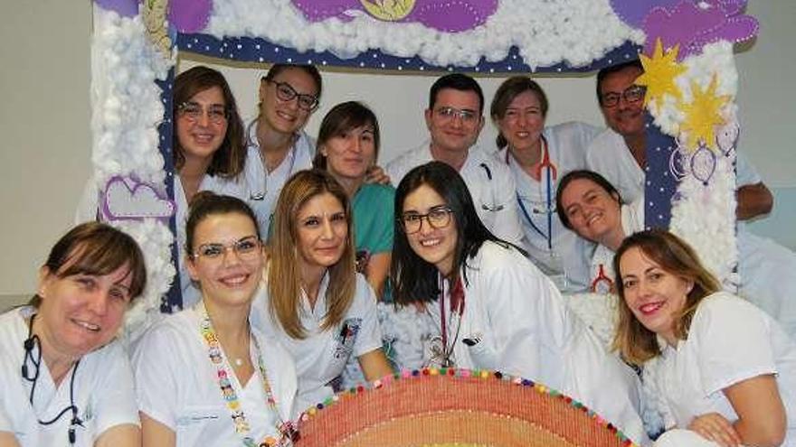 El Álvaro Cunqueiro celebra el domingo el Día del Prematuro