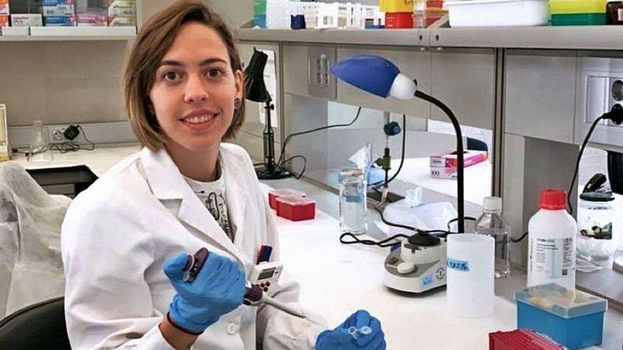 """Lucía Almagro: """"La cantidad de bulos que circulan sobre el virus son arrolladores"""""""