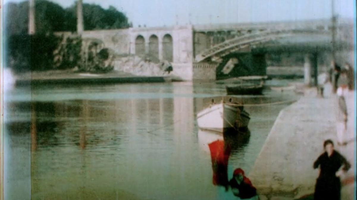 Un fotograma del documental. // Filmoteca Española