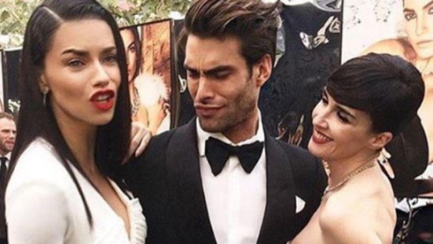 Bisbal, Kortajarena y Paz Vega, en la 'afterparty' de los Oscars 2017