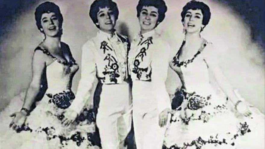 El primer rock español lo cantaron unas malagueñas