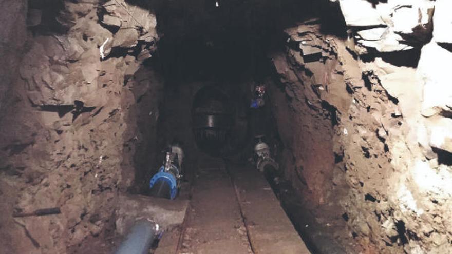 El misterioso segundo piso del túnel