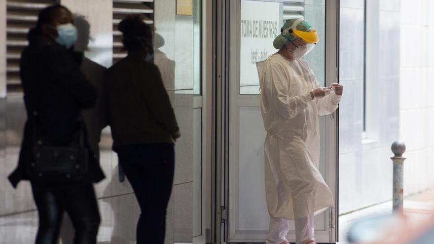 Sanidad mantiene abierta la puerta a la negociación de la reordenación del personal sanitario en Castilla y León