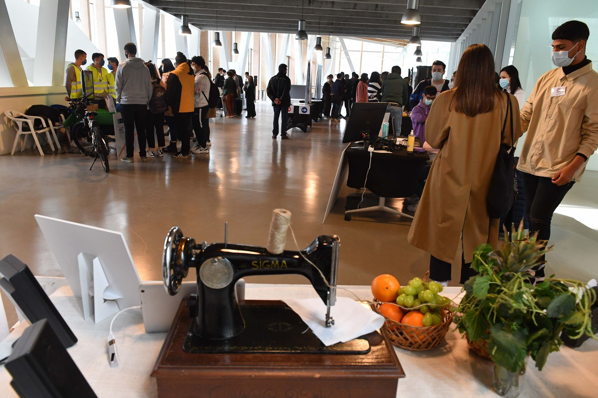 Feria de Ideas en el Ágora