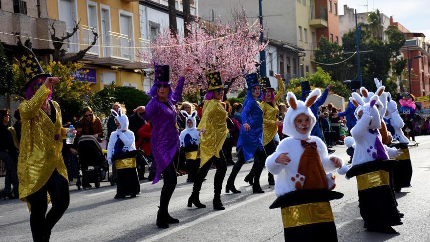 Los disfraces y la alegría toman las calles de Calasparra