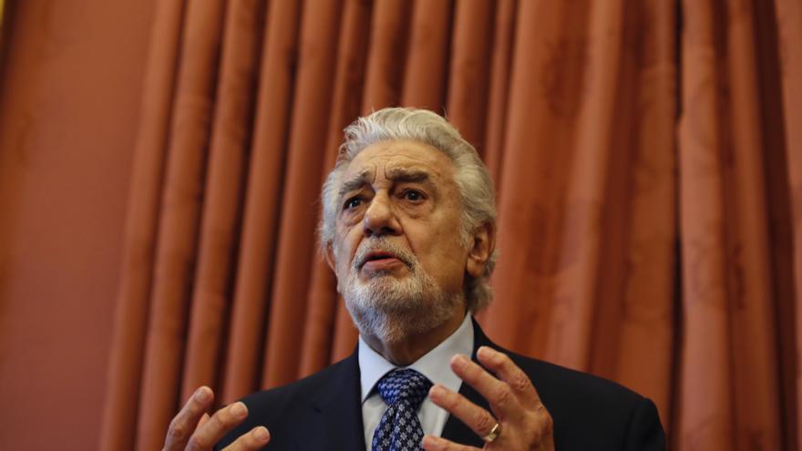 La Orquesta de Extremadura no actuará con Plácido Domingo tras el rechazo de la Junta
