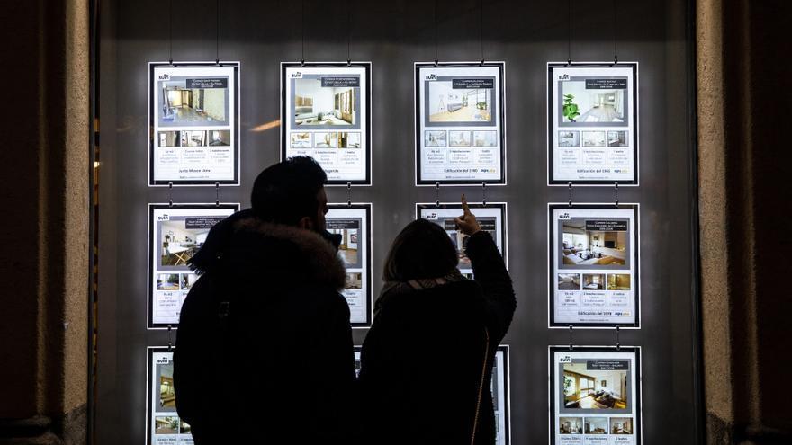 Los agentes inmobiliarios de Asturias son más optimistas ante el futuro del sector