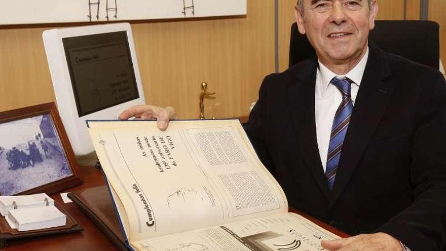 El periodista e investigador Ceferino de Blas será el nuevo cronista oficial de la ciudad