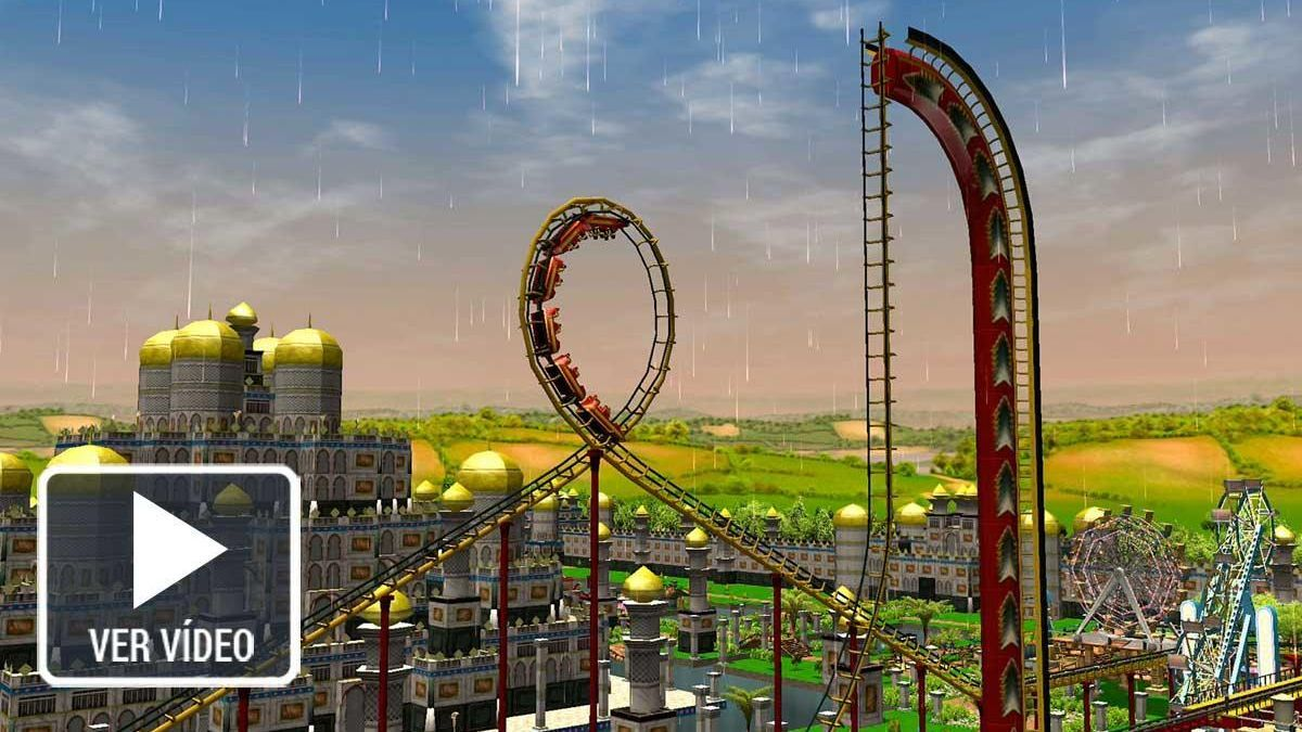 'RollerCoaster Tycoon 3: Complete Edition'.