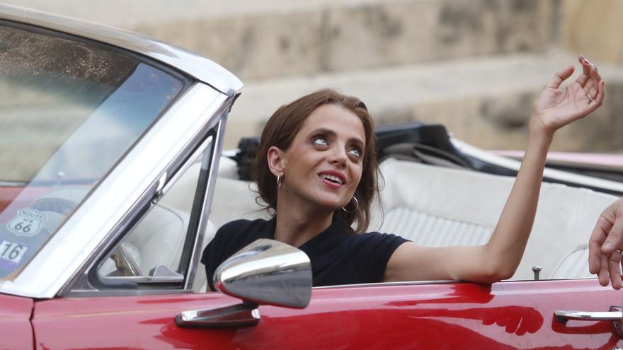 Macarena Gómez rueda en Córdoba su próxima película, 'Polar'