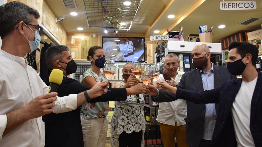 Archena estrena 'La Alacena de Enrique Rech', un nuevo espacio gastronómico