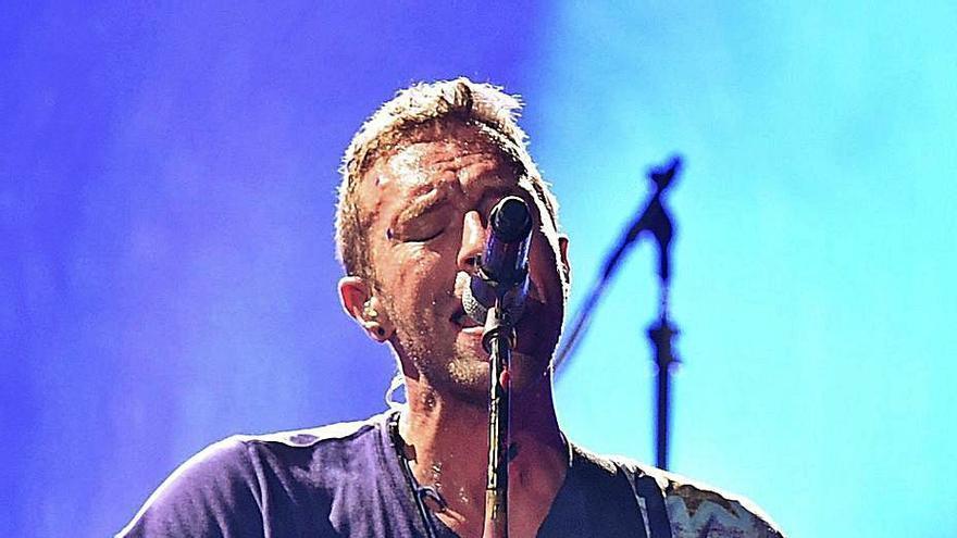 Menos humos para la gira de Coldplay