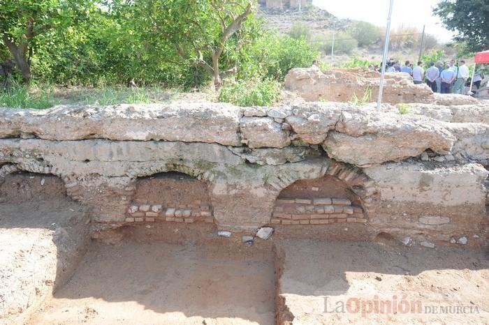 Excavaciones arqueológicas en Monteagudo