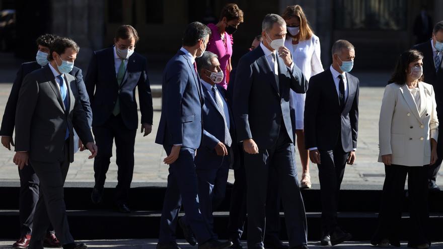 El Rey preside en Salamanca la XXIV Conferencia de Presidentes