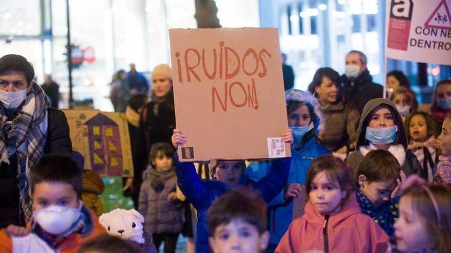 La Xunta descarta que haya partículas de amianto en el Ramón de la Sagra