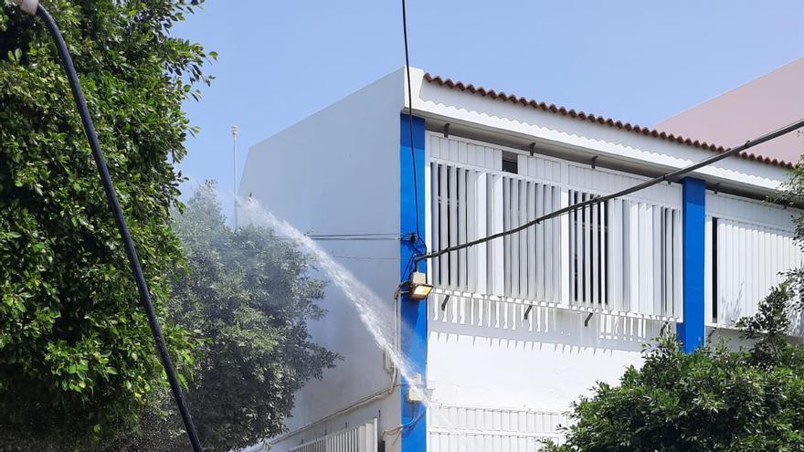 El Ayuntamiento realizó mejoras en los centros educativos durante los meses de verano