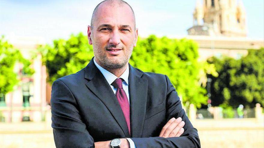 """Pedro J. García Rex: """"El proceso de digitalización de Murcia nos va a permitir conocer mejor la oferta y demanda turística"""""""