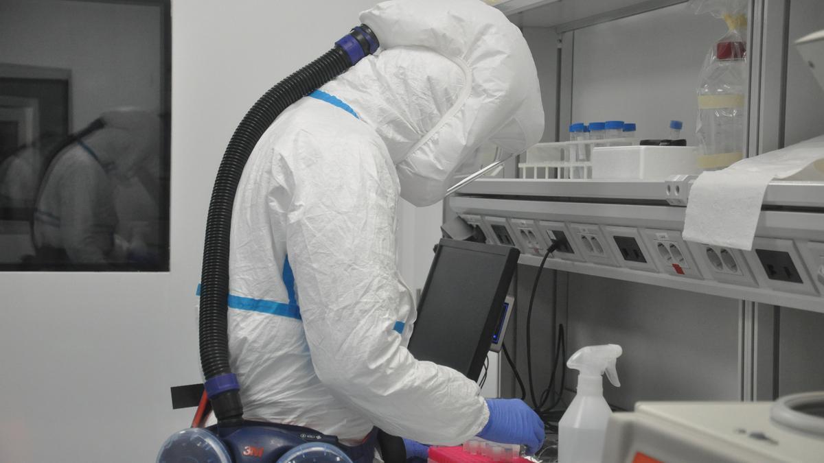 Un desinfectante valenciano y ecológico 'mata' el coronavirus en dos minutos