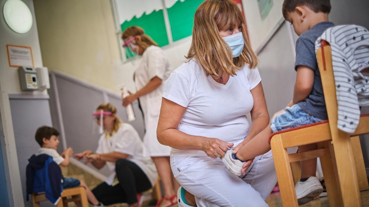 La Escuela Infantil Añaza, en Santa Cruz de Tenerife