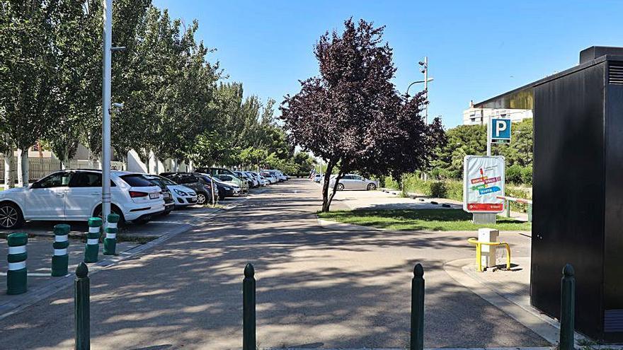La demanda de los aparcamientos disuasorios se resiente con el covid