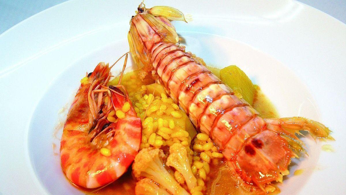 Peñíscola celebra las jornadas de la galera, el langostino y el arroz