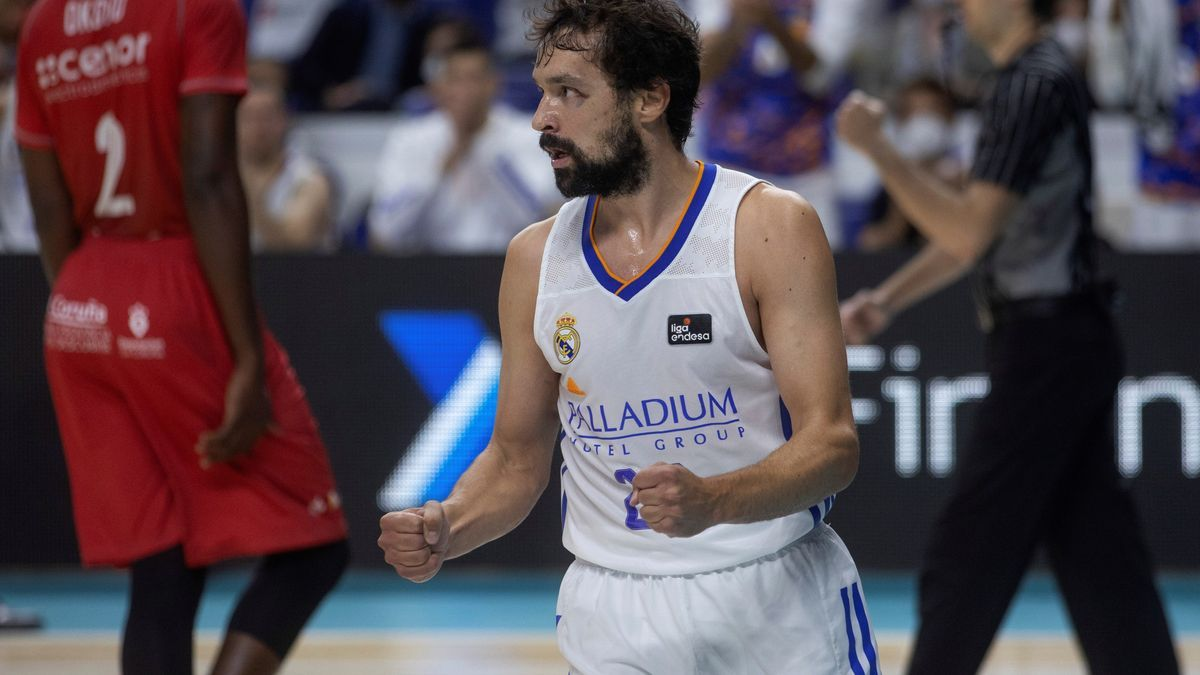 Llull unblocks Real Madrid in time.