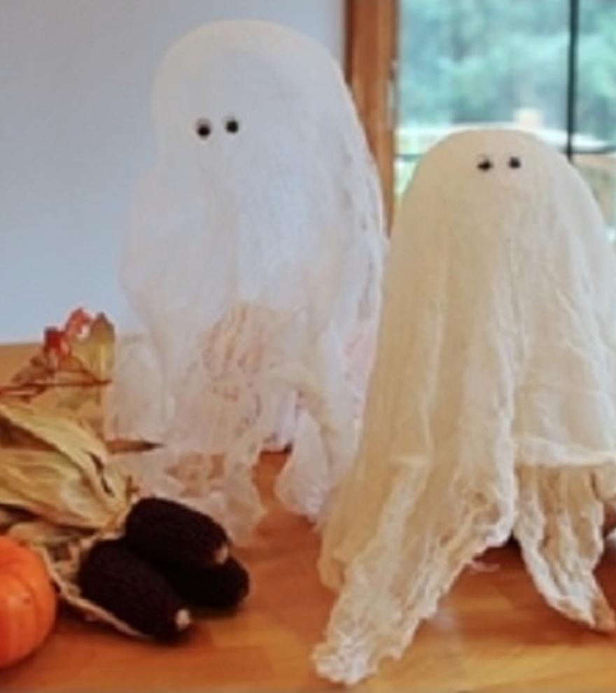 Uns divertits fantasmes de Halloween