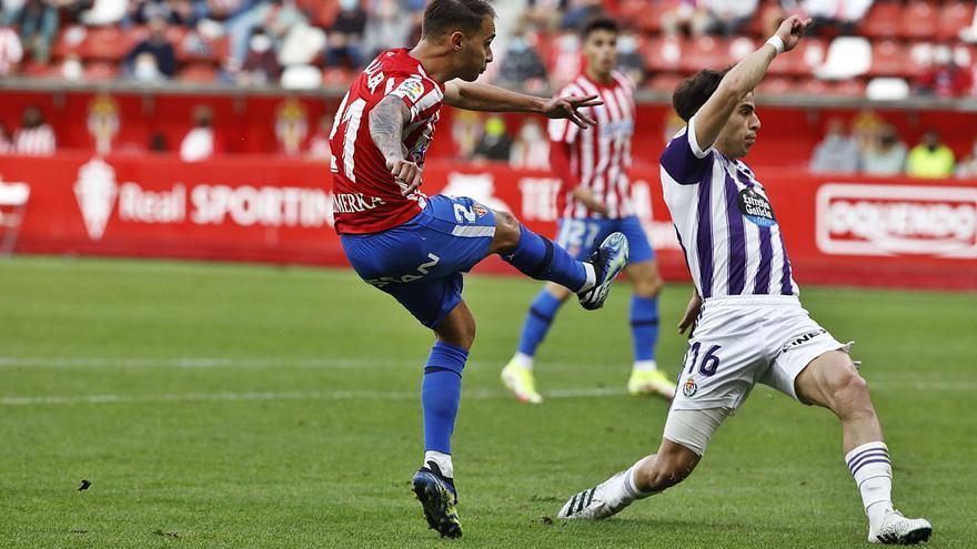 """El análisis del Sporting-Valladolid: un equipo preparado para competir con los mejores en la """"otra"""" Liga"""