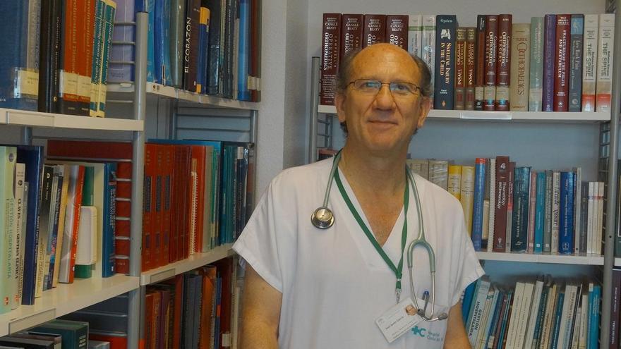 El director de Medicina Interna del Costa del Sol, nombrado vicepresidente de FACME