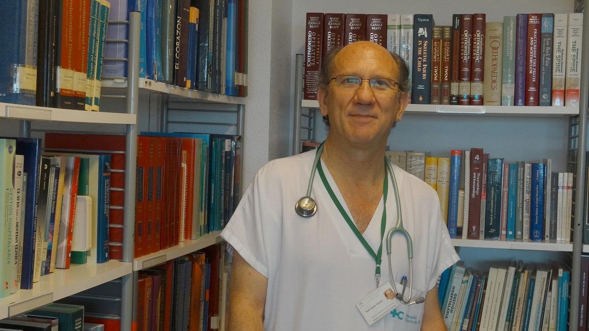 El doctor  Javier Gacía Alegría, nuevo vicepresidente de FACME.