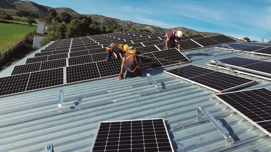 Industrias Seguí Alcoy: Expertos en estructuras fotovoltaicas