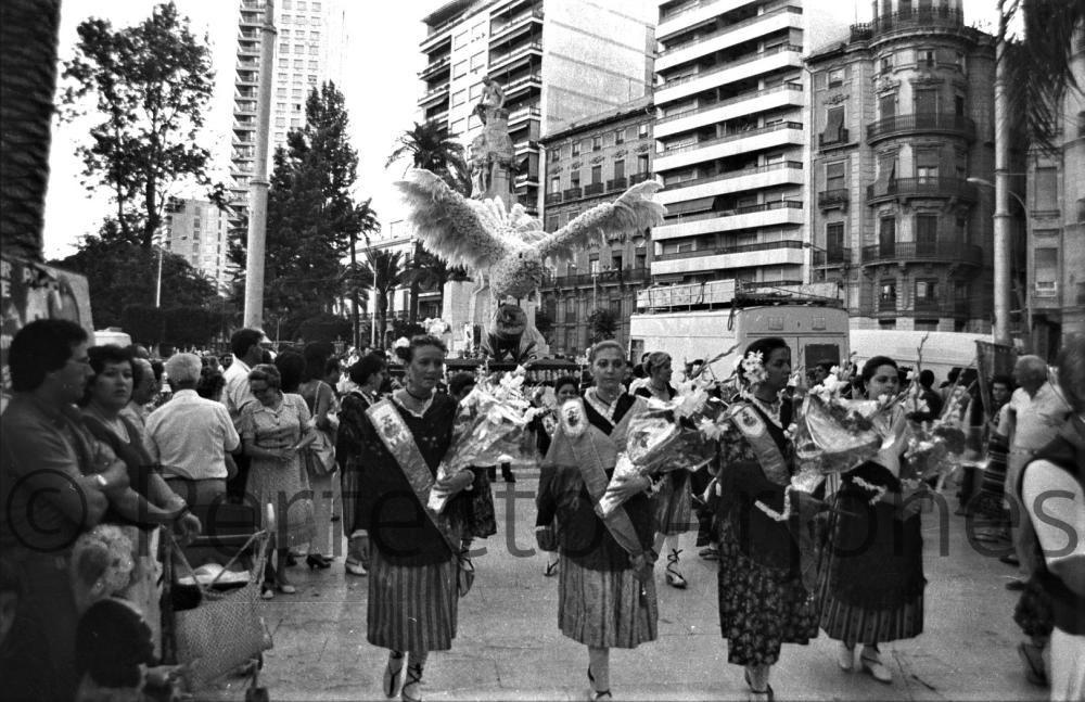 HOGUERAS. 1986