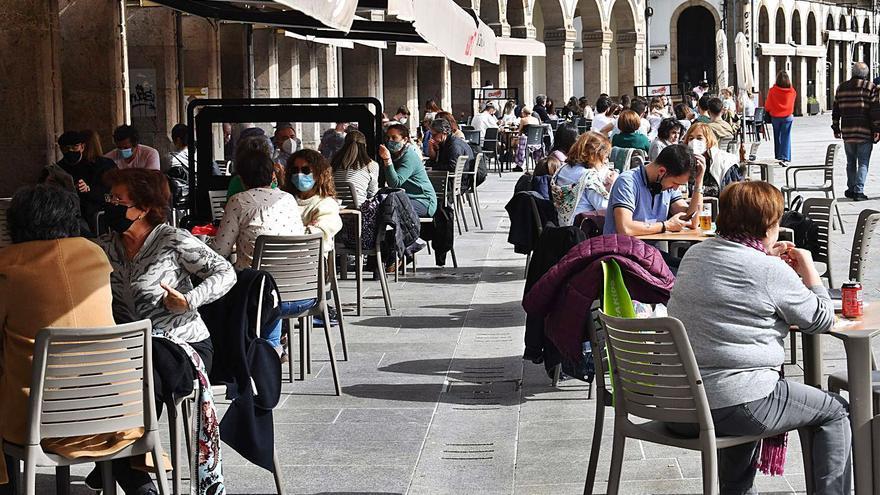 El virus se 'repliega' en A Coruña