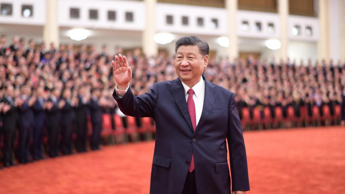 El presidente de China, Xi Jinping.