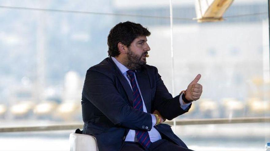 Carpetazo de la Fiscalía del Supremo a la denuncia de Miras contra el Gobierno por el Mar Menor
