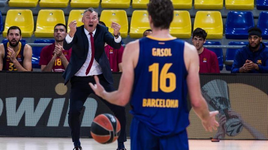 El Barça assumeix el rol de favorit en el seu retorn a la Final Four