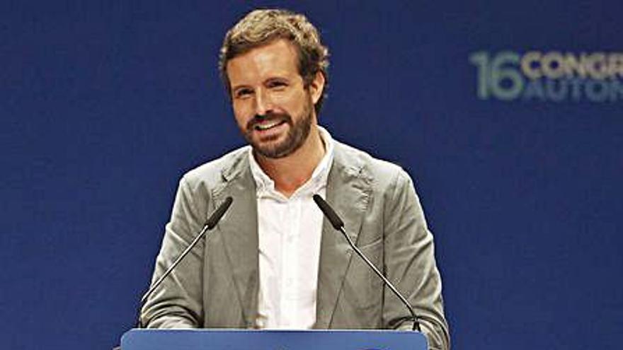 L'IEC titlla «d'ignorant» Pablo Casado per negar que  a les Balears parlin català