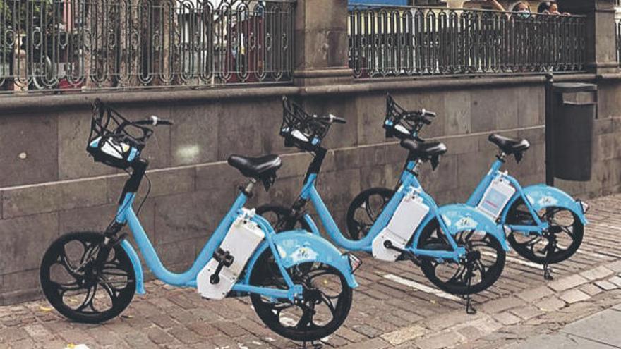 La bicicleta eléctrica llega a la capital