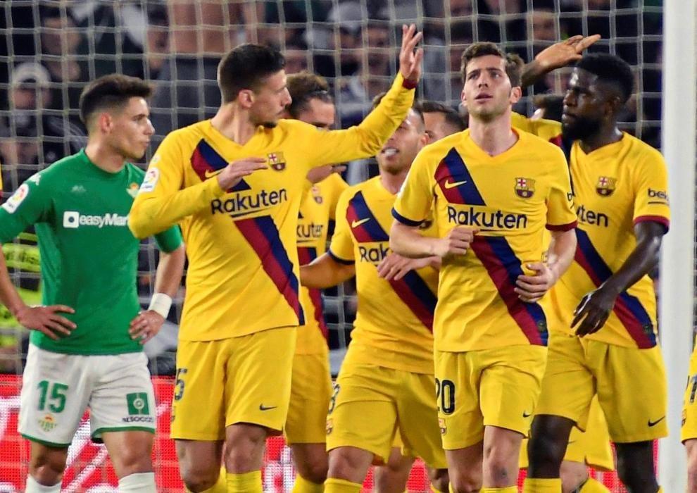 LaLiga Santander: Betis - FC Barcelona