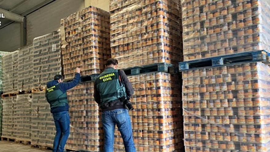 Investigan a Amigos de Galicia por dejar que caduquen 176 toneladas de comida