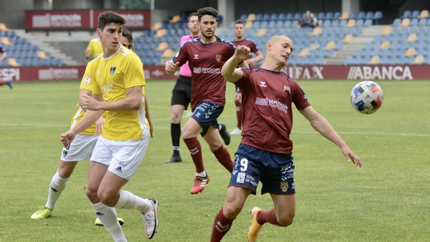Empate sin goles del Pontevedra ante el Lealtad