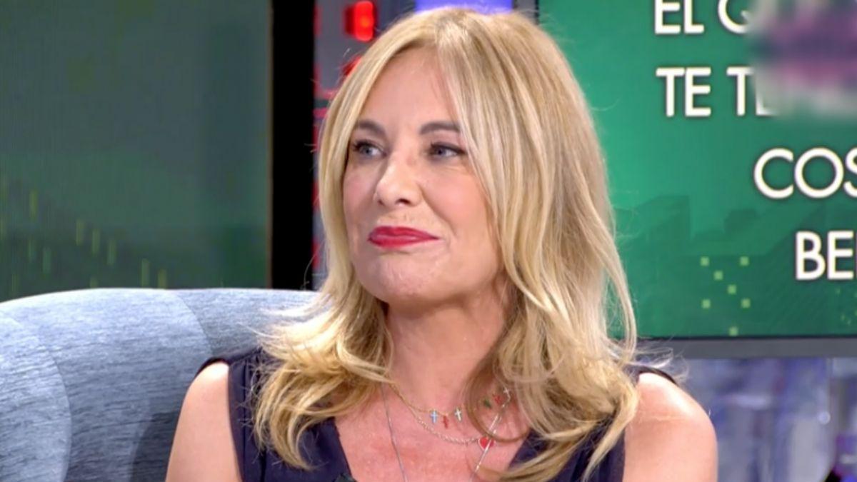 Belén Rodríguez en 'Sábado Deluxe'.