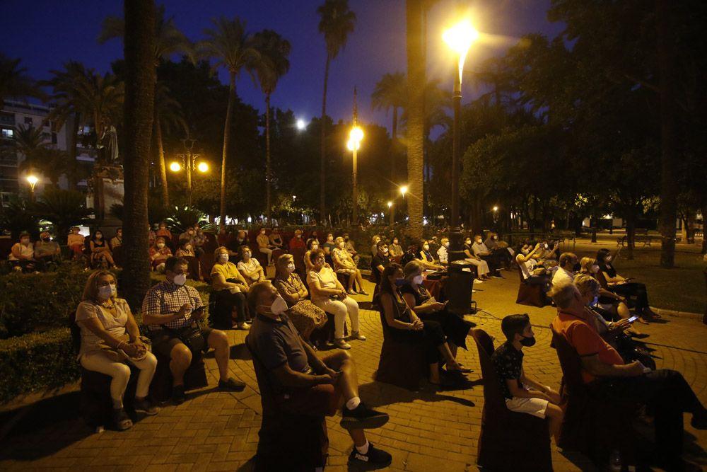 Musical Toreras en los jardines del Duque de Rivas
