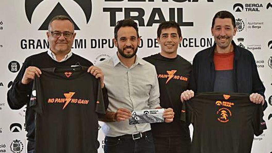 La Berga Trail buscarà més ambient i més participació